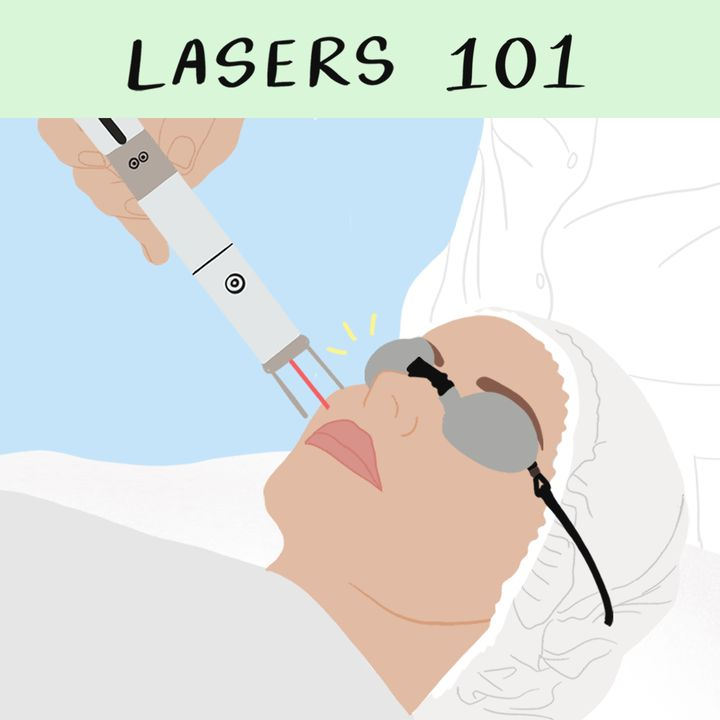 So, What's The Deal With Lasers?