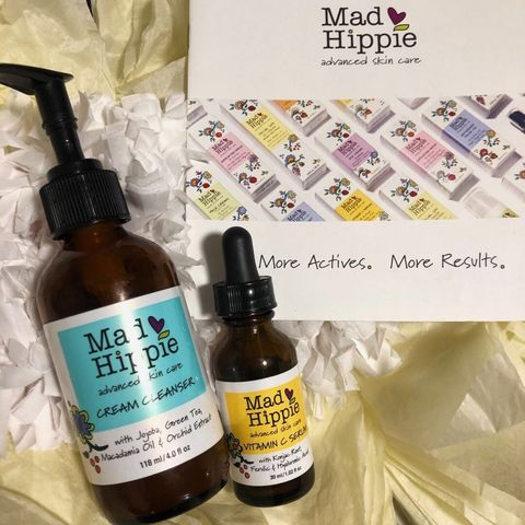 Great Introduction to Skincare: Mad Hippie