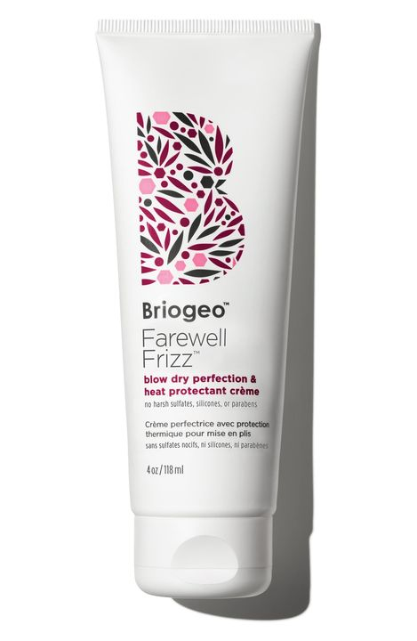 Farewell Frizz Blow Dry Perfection Heat Protectant Cream