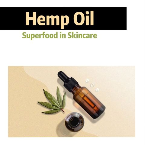 All you need to know about hemp oil
