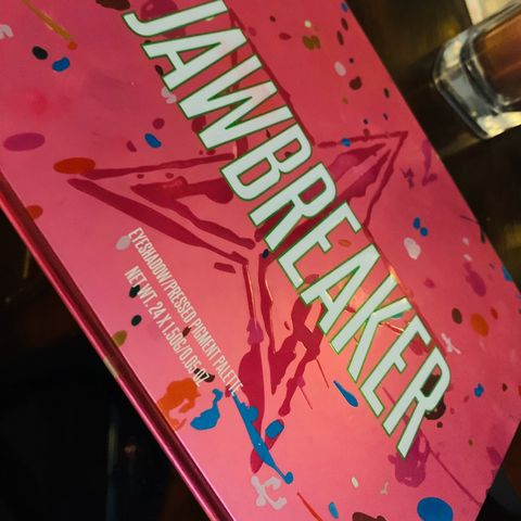 Jeffree Star ⭐️ Jawbreaker Eyeshadow Palette 🎨