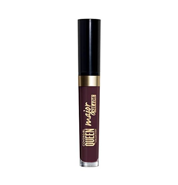 Queen Collection Major Shade Matte Liquid Lipstick Sweetest Taboo