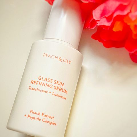Serum to soothe the skin