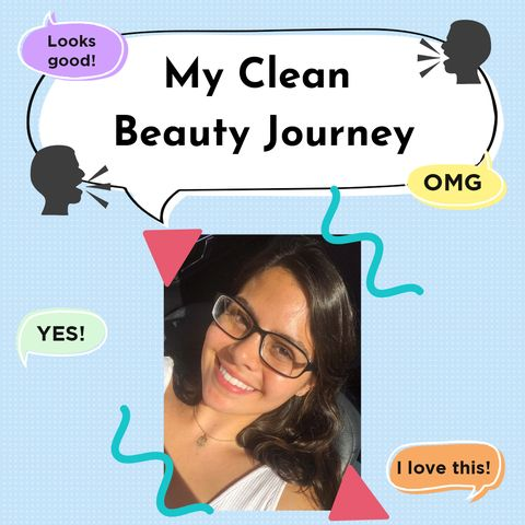 My Clean Beauty Journey Started At 8 Years Old