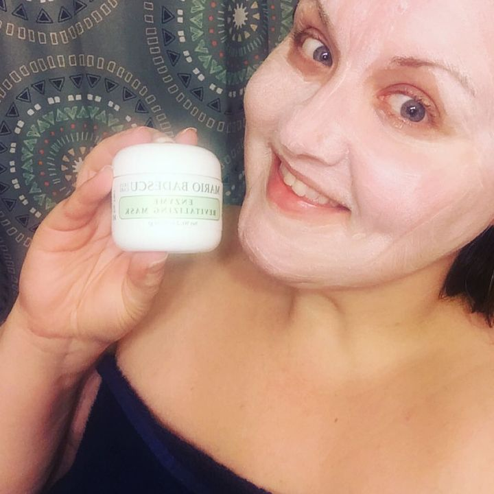 Great enzyme mask but don't like the smell!  | Cherie