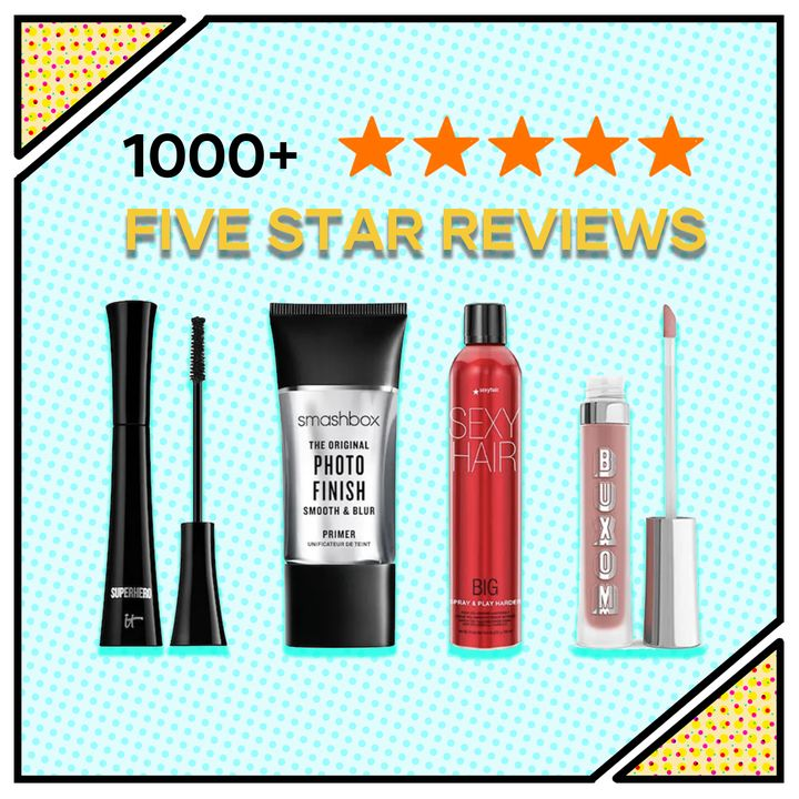 10 Ulta Beauty Products with Over 1,000 Fiver Star Reviews