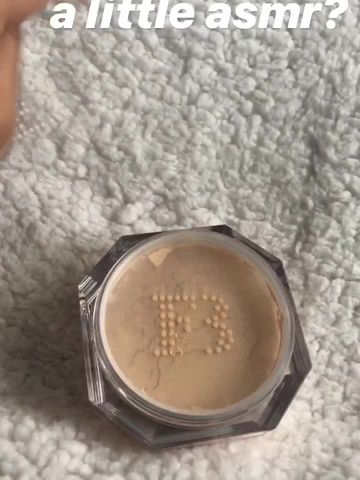 In love with this powder!