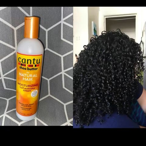 An amazing one product wash & go!