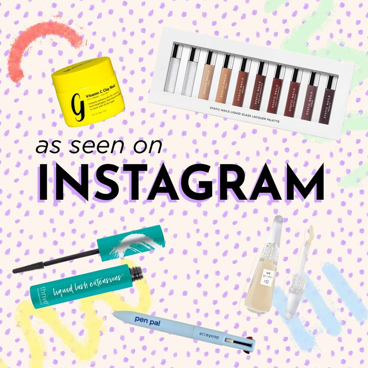 We Kept Getting These Beauty Brands As Instagram Ads, So We Tried Them