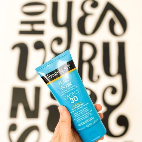 An amazing and affordable sunscreen!