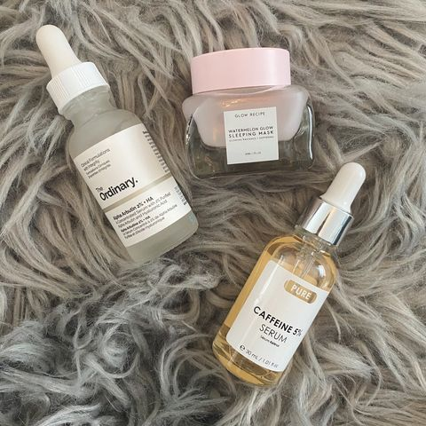 Three products for ultimate glowing skin! 😍
