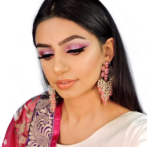 FULL FACE HUDA BEAUTY!!