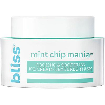 Mint Chip Mania Mask