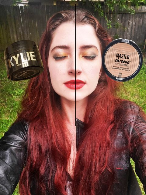 Which Highlighter is Best? Between Kylie Kylighter & Master Chrome