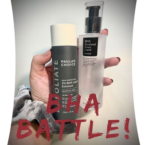 BHA Battle! Which is better?