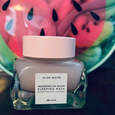 GLOW RECIPE • Watermelon Glow Sleeping Mask