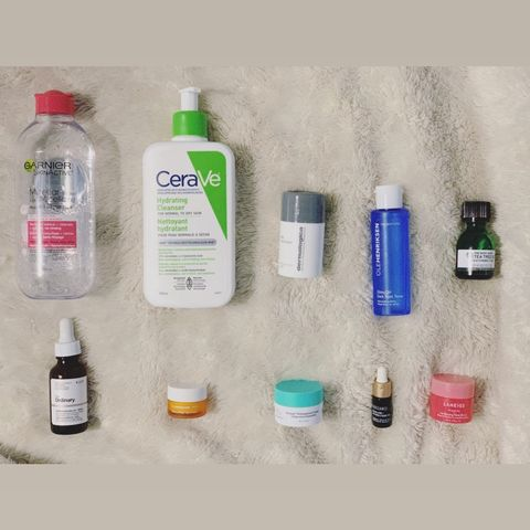 PM SKINCARE ROUTINE FOR HYPERPIGMENTATION