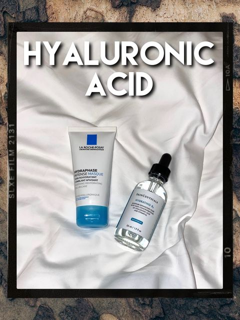 Ingredient Highlight: HYALURONIC ACID