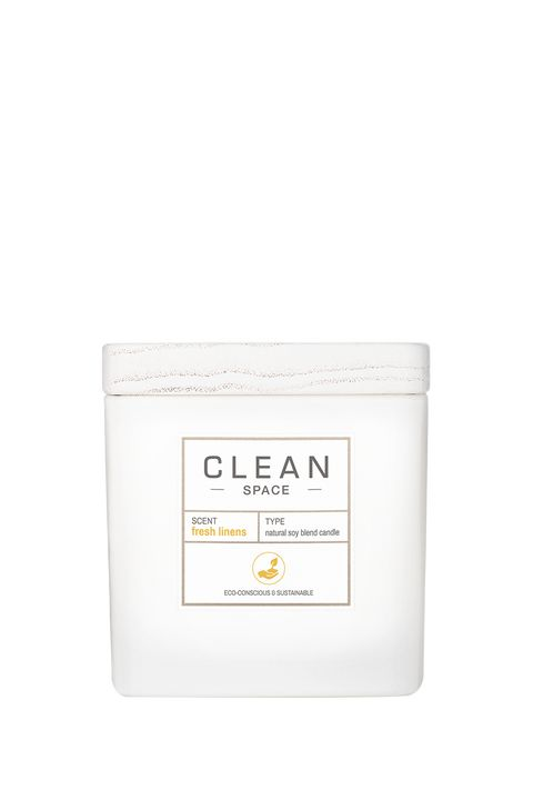 Fresh Linens Natural Soy Blend Candle