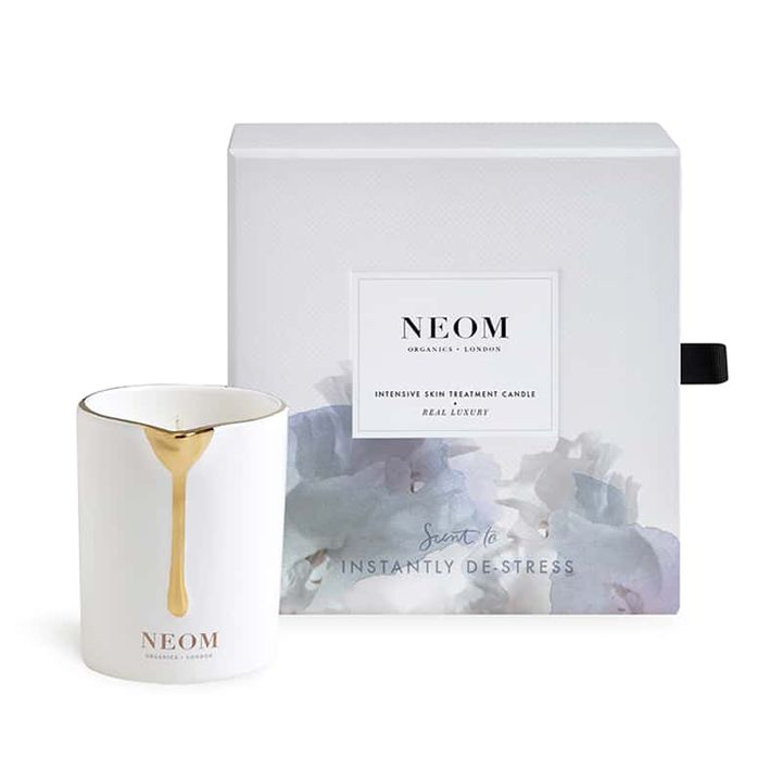 Real Luxury Intensive Skin Treatment Candle 140g