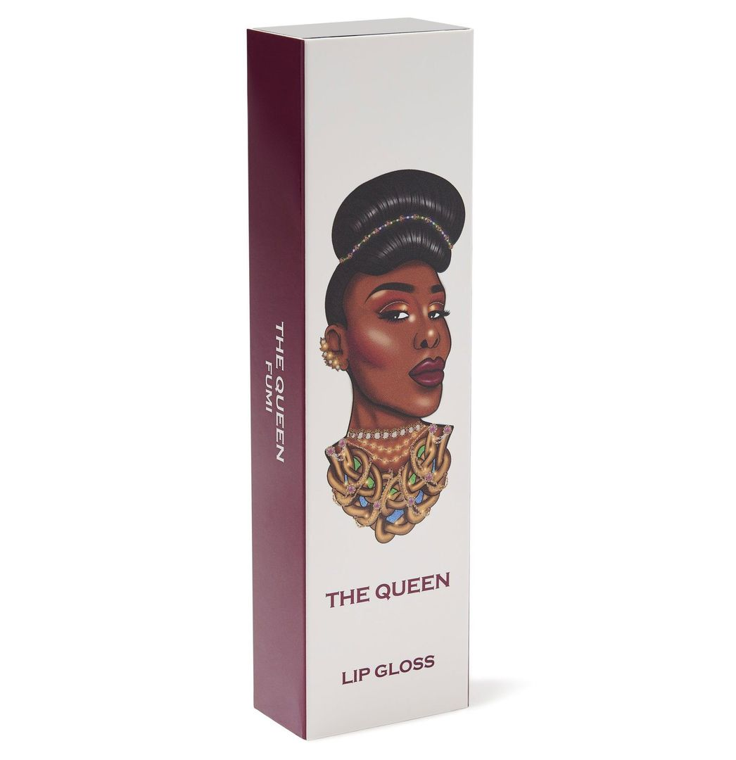 THE QUEEN GLOSS: FUMI FUMI X JUVIA'S