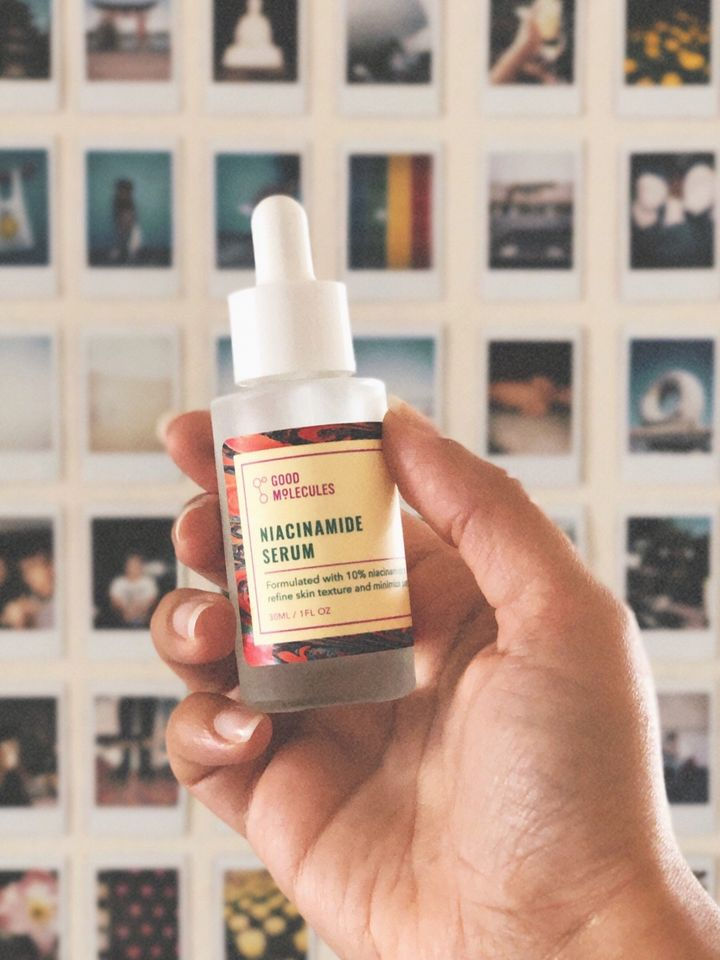 Empties: Good Molecules Niacinamide Serum | Cherie
