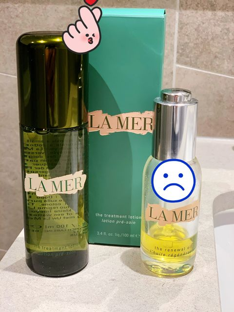 My Lamer favorite and least favorite products