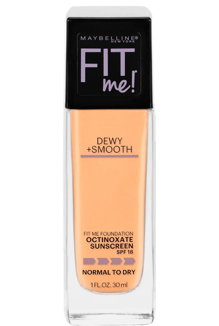 Fit Me Dewy + Smooth Foundation Natural Beige