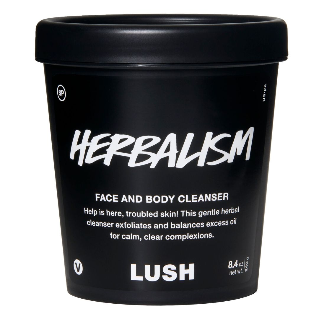 Herbalism FACE AND BODY CLEANSER