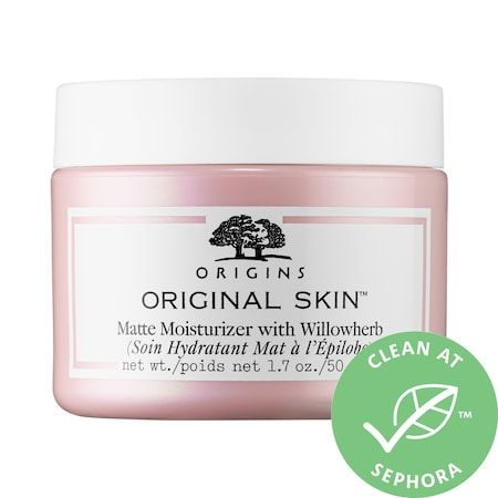 Original Skin Matte Moisturizer with Willowherb