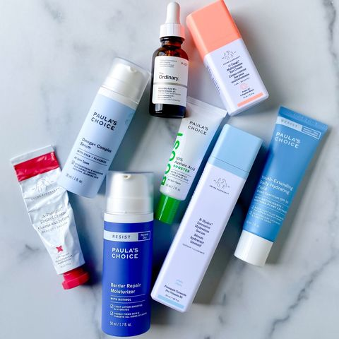 AM Routine: Anti-Aging, Brightening, Soothing