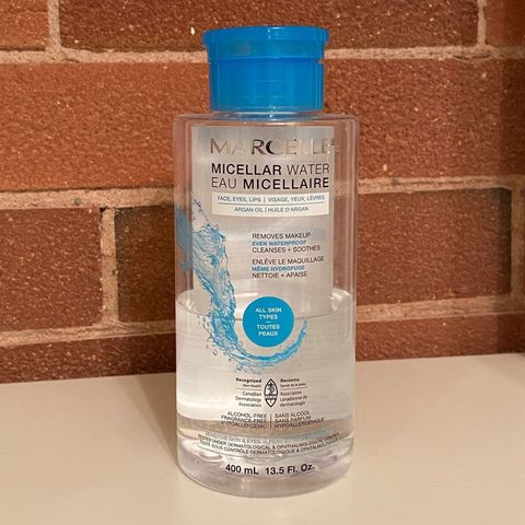 MARCELLE - Micellar Water   Th