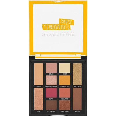 LEMONADE CRAZE EYESHADOW PALETTE MAKEUP Lemonade Craze