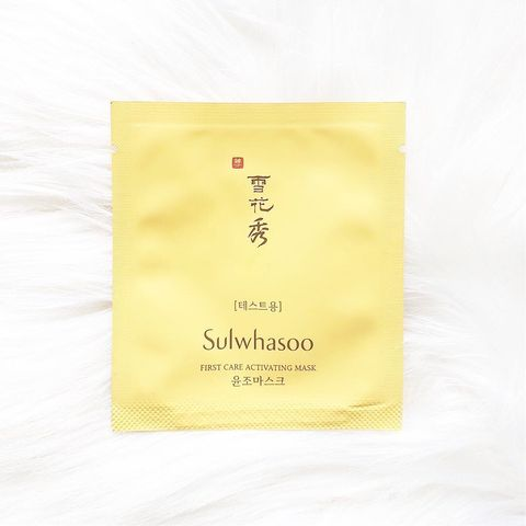 sulwhasoo First Care Activatin