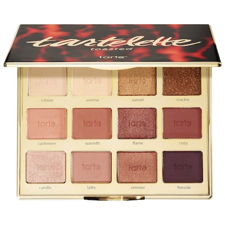 lette Toasted Eyeshadow Palette
