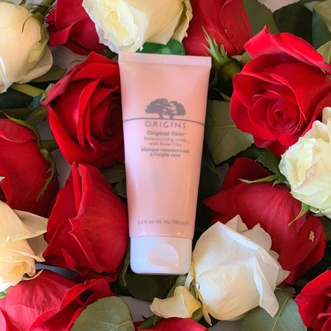 Origins Retexturizing Mask with Rose Clay