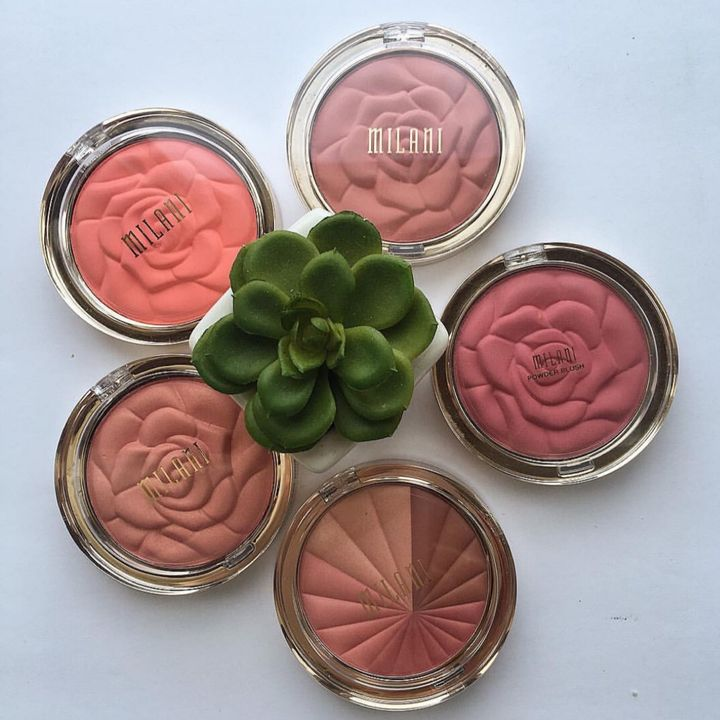 Love these blushes from Milani Cosmetics  | Cherie