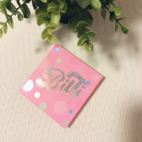 Bitti x Colorpop Candy Button Palette + Swatches