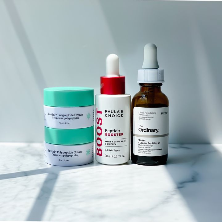 Ingredient Breakdown: Peptides