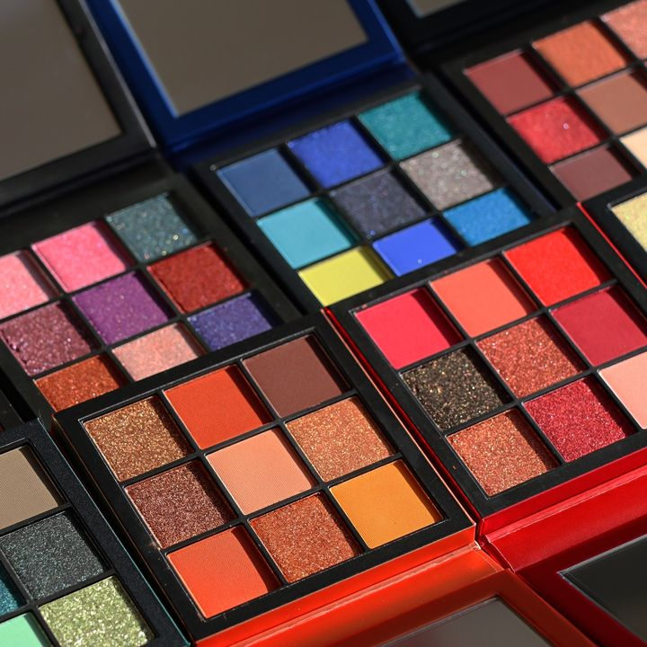 Huda Beauty gemstones obsessions palettes | Cherie