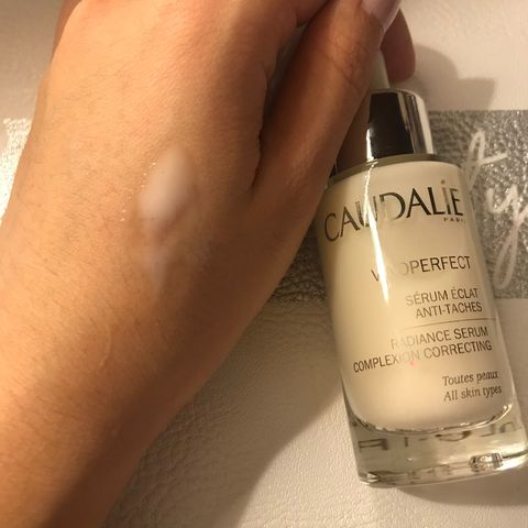 Not my fave serum from Caudalie