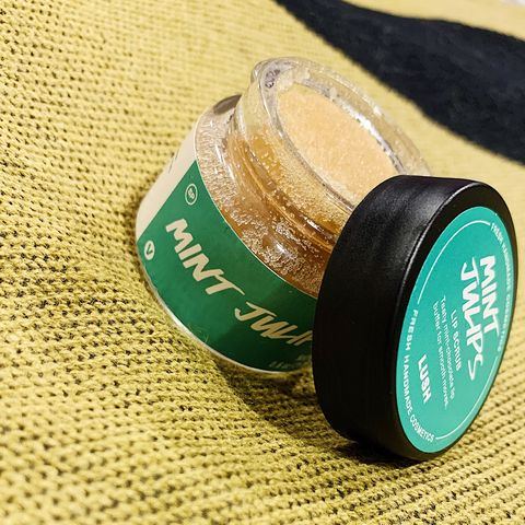 Lip Scrub - Lush Mint Julips