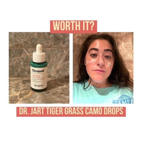 Are Dr Jart Tiger Drops as good as people say?