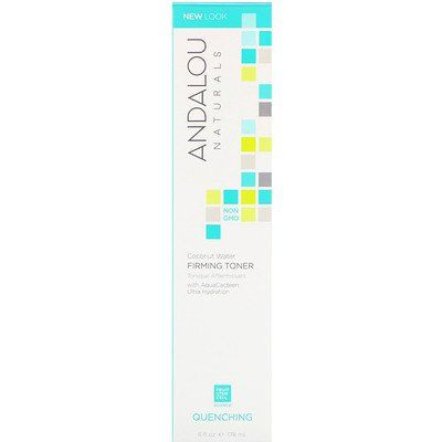 Firming Toner, Coconut Water, Quenching