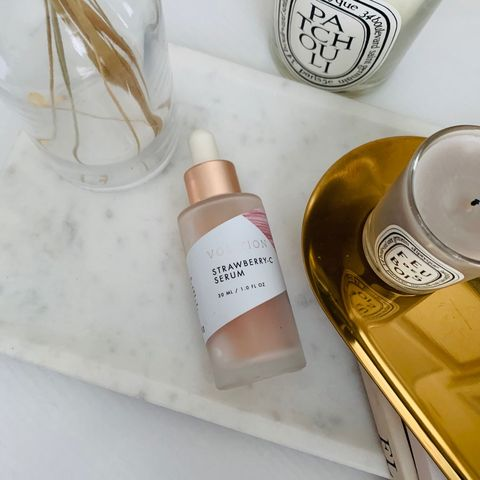 Serum for oil control and texture
