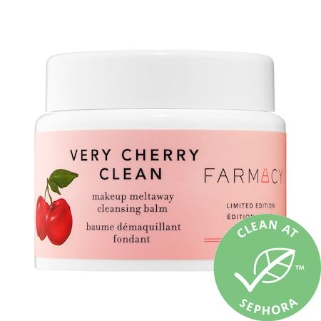 Very Cherry Clean Makeup Meltaway Cleansing Balm