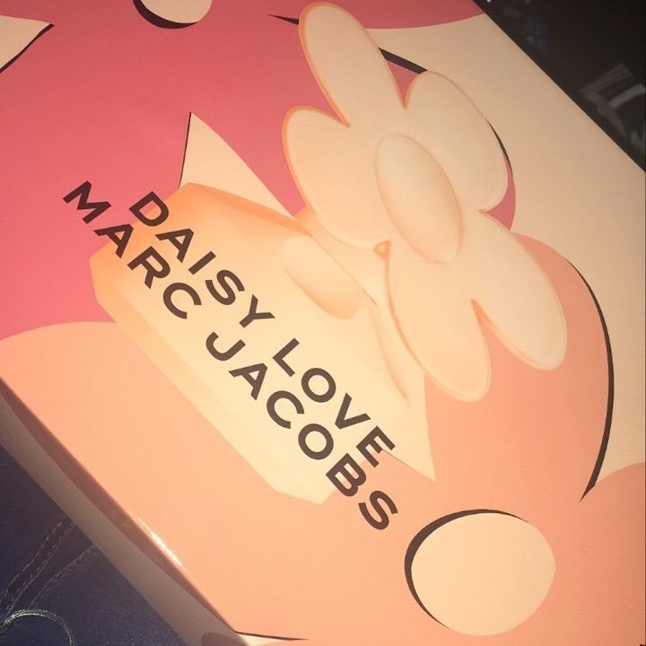 Daisy Love Marc Jacobs fragrance  | Cherie
