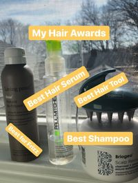Wavy hair styling products