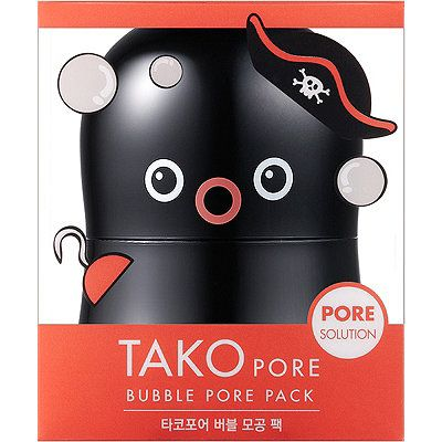 Tako Pore Bubble Pore Pack