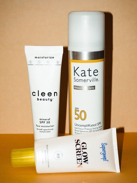 MY GO TO SUMMER SPF. HOW I REAPPLY SPF!